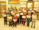 Jan. Students of the Month