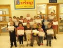 Students of the Month - Feb
