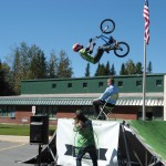 BMX & Anti-Bullying Assembly - 9/17